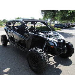 100% can-am maverick x3 max x rs tur-bo r
