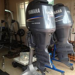 High quality Brand New/Used 2018/2019 Yamhas 40HP 2 stroke outboard engine / 4 stroke outboard motor