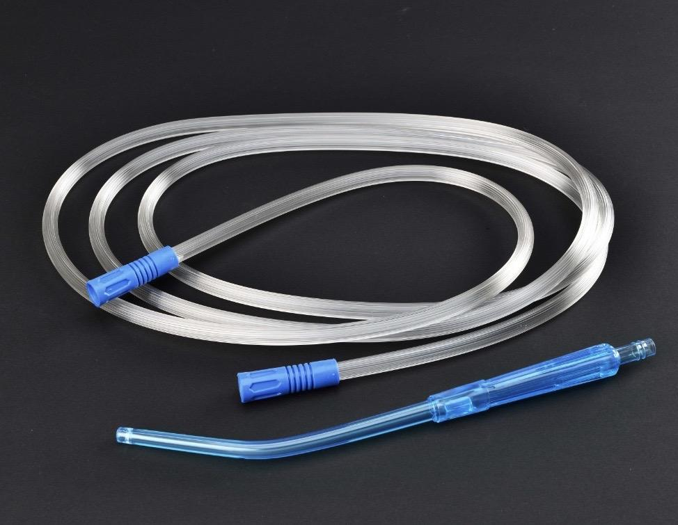 250 cm Tubing Length Yankaur Suction Set