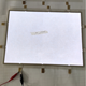 Pure white cuttable el backlight el foil el backlight panel with inverter and connector