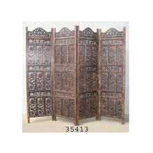 Modern Decor Wooden Screen Room Divider Partition