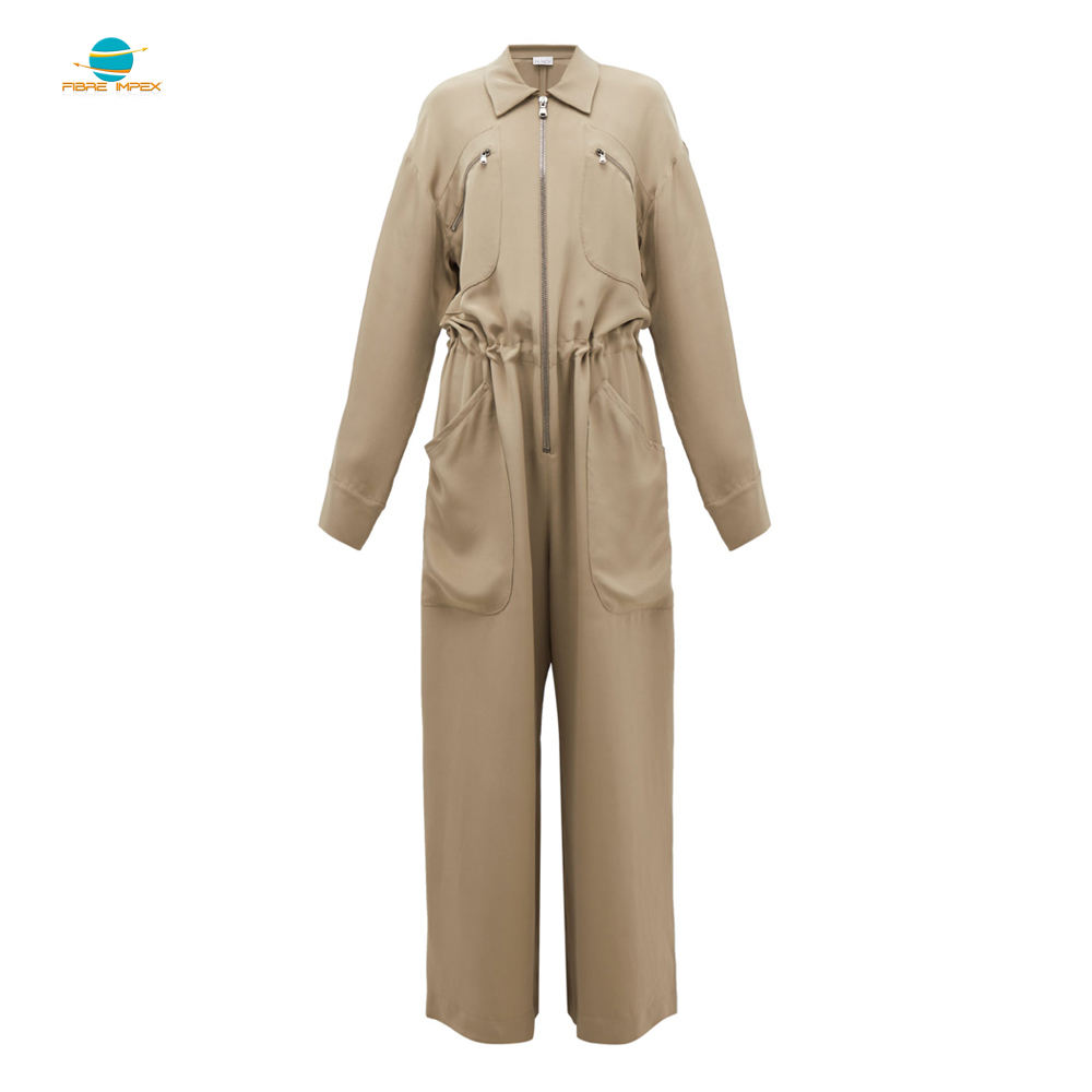 2020 fashion 100% cotton stretchy Romper jump suits overall for women