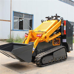 rock digging mini loader 60tph heavy loading mucking excavation
