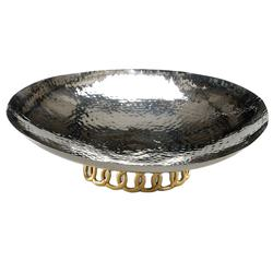 Brass Bowl For Salad Serving Purpose