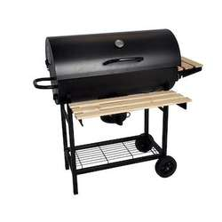 Outdoor Charcoal BBQ Grill Smoker