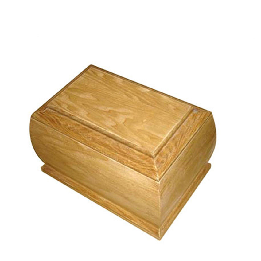 JS-URN129 cheap small wood urns for human ashes
