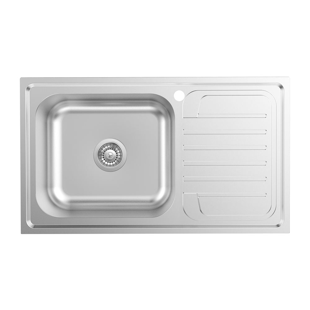 China Single Bowl Single Drain Kitchen Sink China Single Bowl Single Drain Kitchen Sink Manufacturers And Suppliers On Alibaba Com