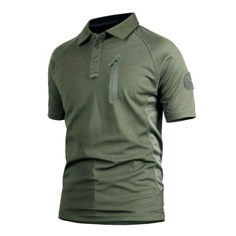 New design best selling military polo shirt