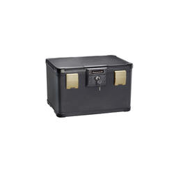 1106 Medium 30 Minute UL Rated Fire Safe Waterproof Filing Safe Box Chest Fits Letter And A4 Files 0.60 Cu. Ft