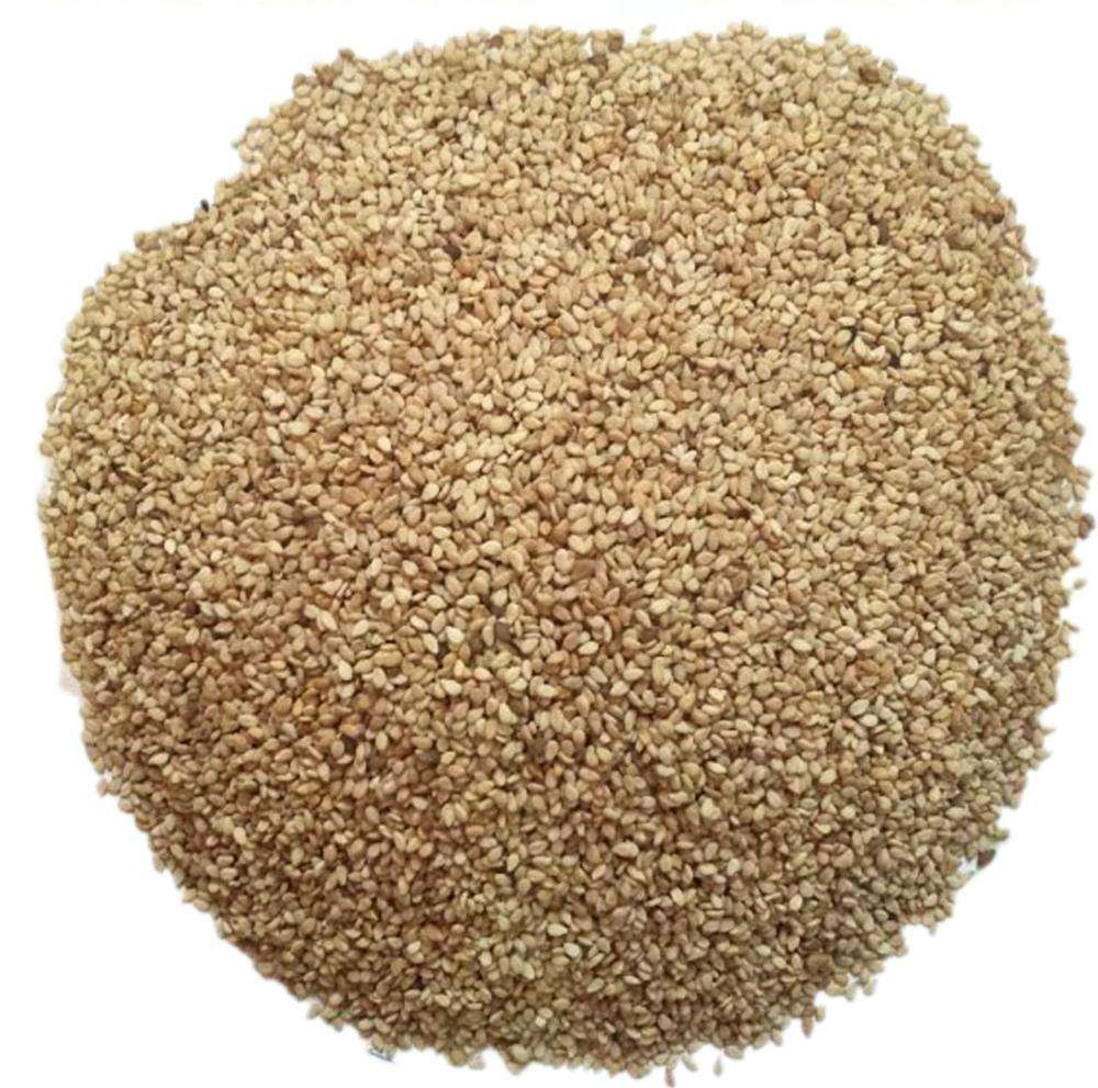 Dried Golden Sesame Seeds 100 % Nature 2020