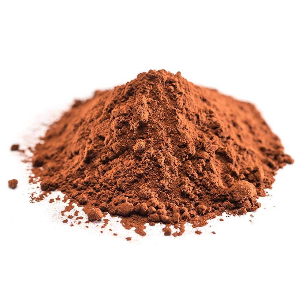 China Natural Cocoa Powder and Cocoa Butter Wholesale Organic 25kg with KOSHER Packaging for Chocolate and Candy