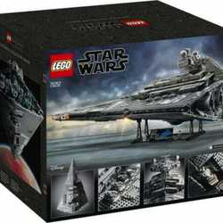 LeeeGO Wars Ultimate Collector Series Imperial Star Destroyer Set 75252 New
