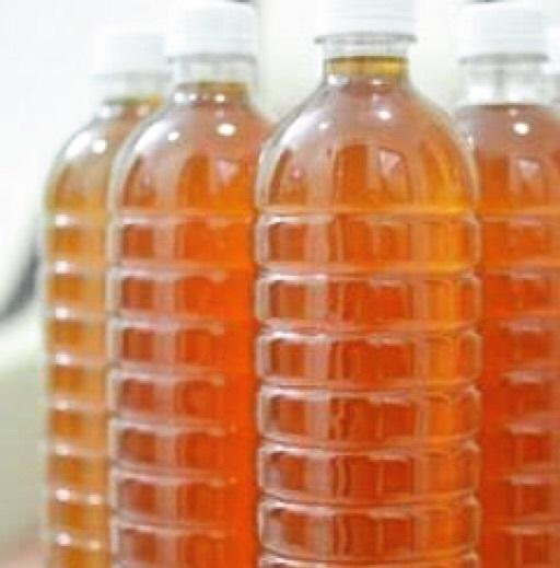 The natural honey from Vietnam