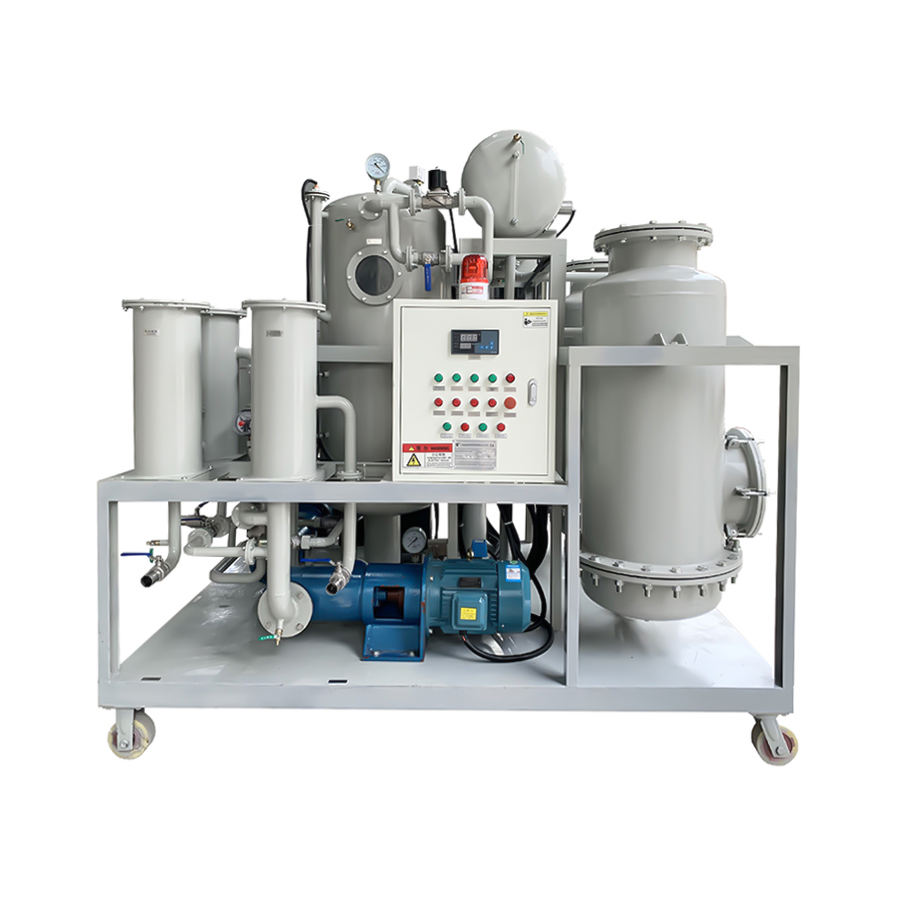 High Vacuum Electric transformer Oil Purifier is applied for dehydration,degasfication and filtration of insulation oil