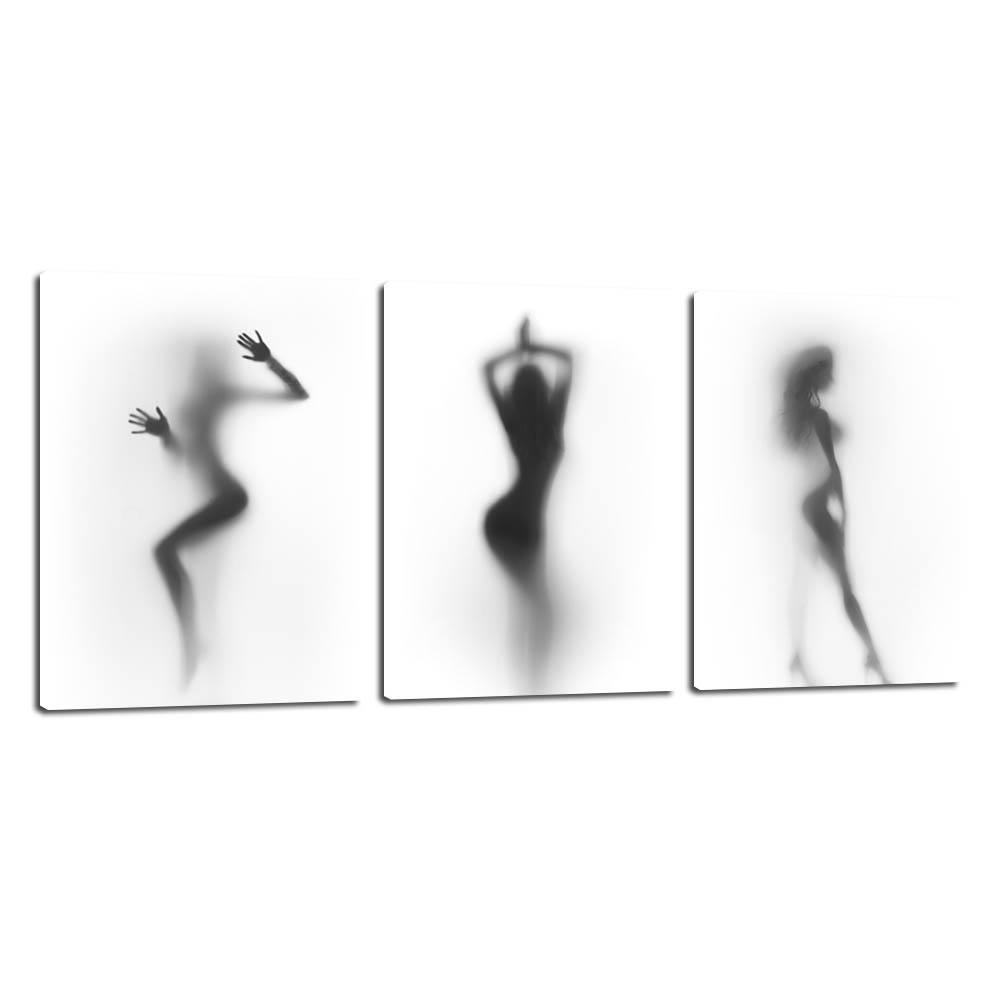Nordic Minimalist Sexy Woman Body Nude Posters And Prints Wall Canvas Art Paintings Wall Pictures For Bedroom Decor