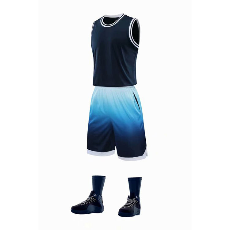 OEM service Full Sublimation Printing Basketball Uniforms Free Design Customized Basketball Jerseys