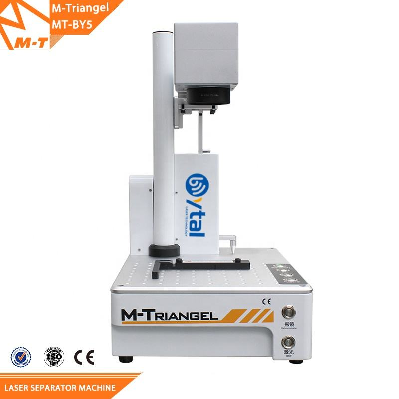 M-Triangel Laser Machine For IPhoneX XS Max 8 8+ Back Glass Remover Frame Separator