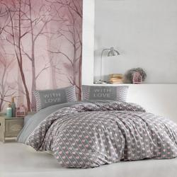 Digital Print Bedding Set Duvet Cover Bed Sheet
