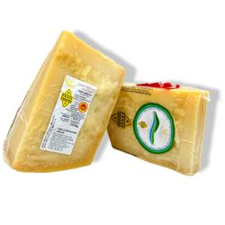 Top Quality OEM Hay Selection Grana Padano PDO Cheese 10 Months 1 Kg piece