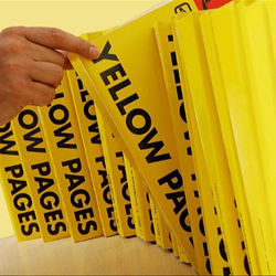 Cheap Yellow Pages Scrap