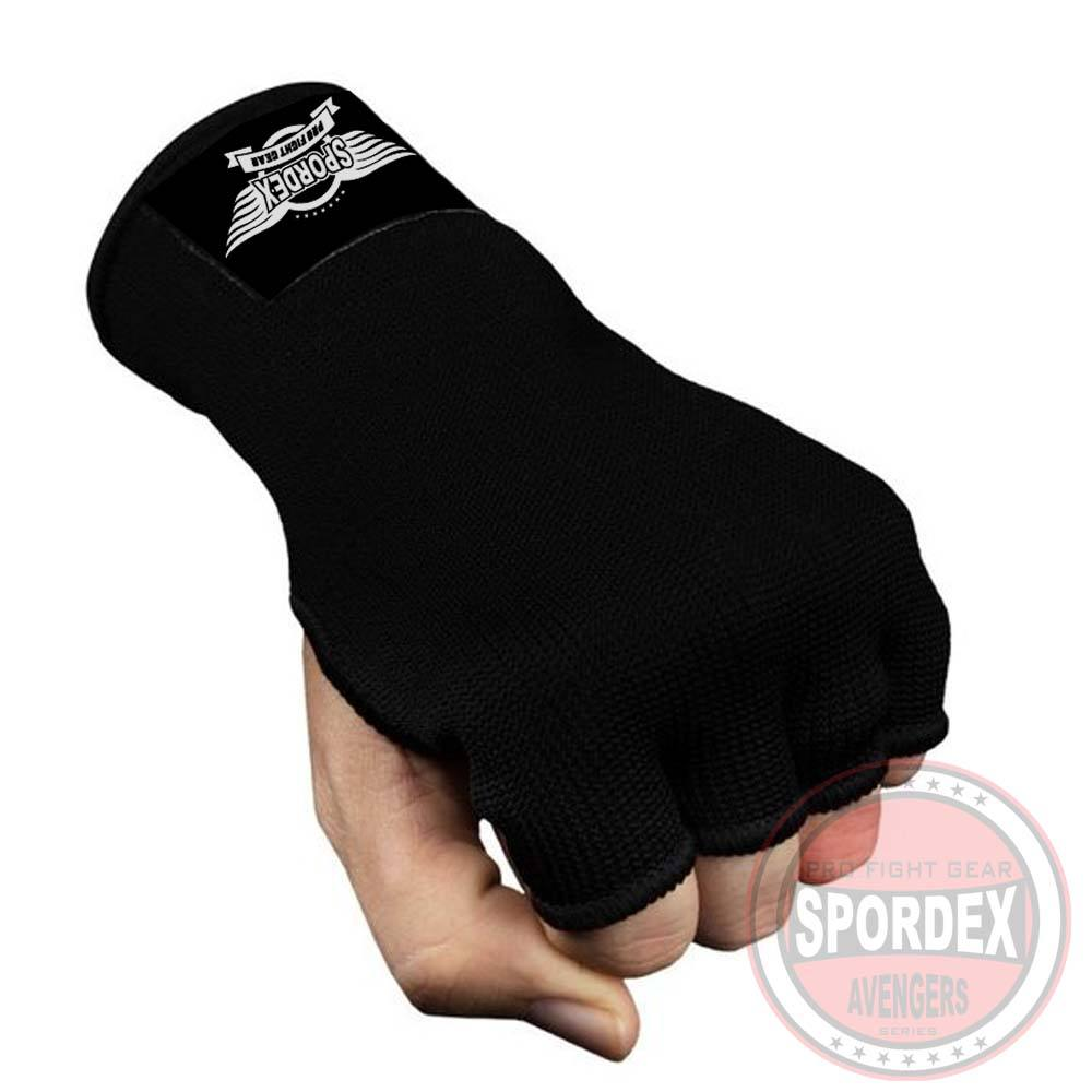 Custom Muay Thai MMA Hand Wraps Boxing Gel Bandage Easy Elastic Hand Wraps For Boxing