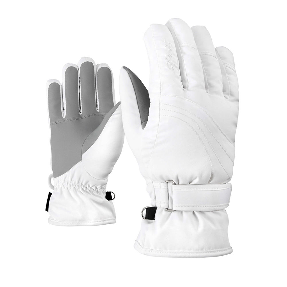 Made In Pakistan Ski Gloves