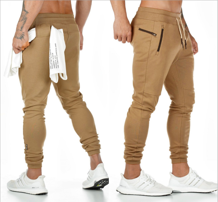 Stylish Design Custom printing own logo men trousers/wholesale causal sport pant