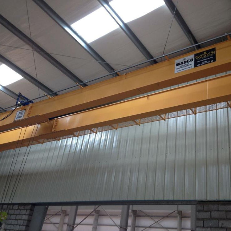 High Performance Industrial European Double Girder Overhead Crane $30,000.00-$55,000.00 / Set