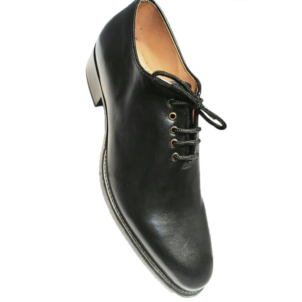 Handmade Genuine cow leather plane dress shoes with Tyre sole