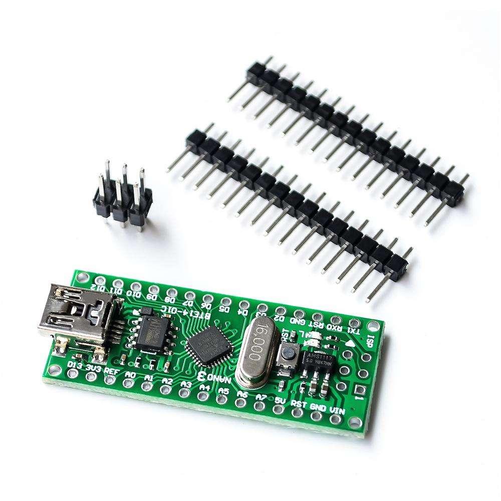 Микроконтроллеры в открытках
