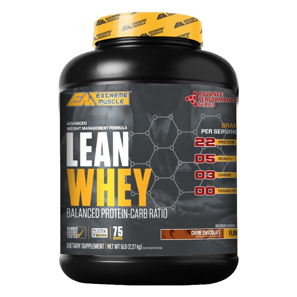 Musclesport Lean <span class=keywords><strong>Wei</strong></span>-eiwit