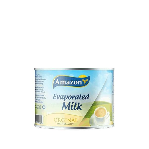 Amazon Evaporated Milk 170 g