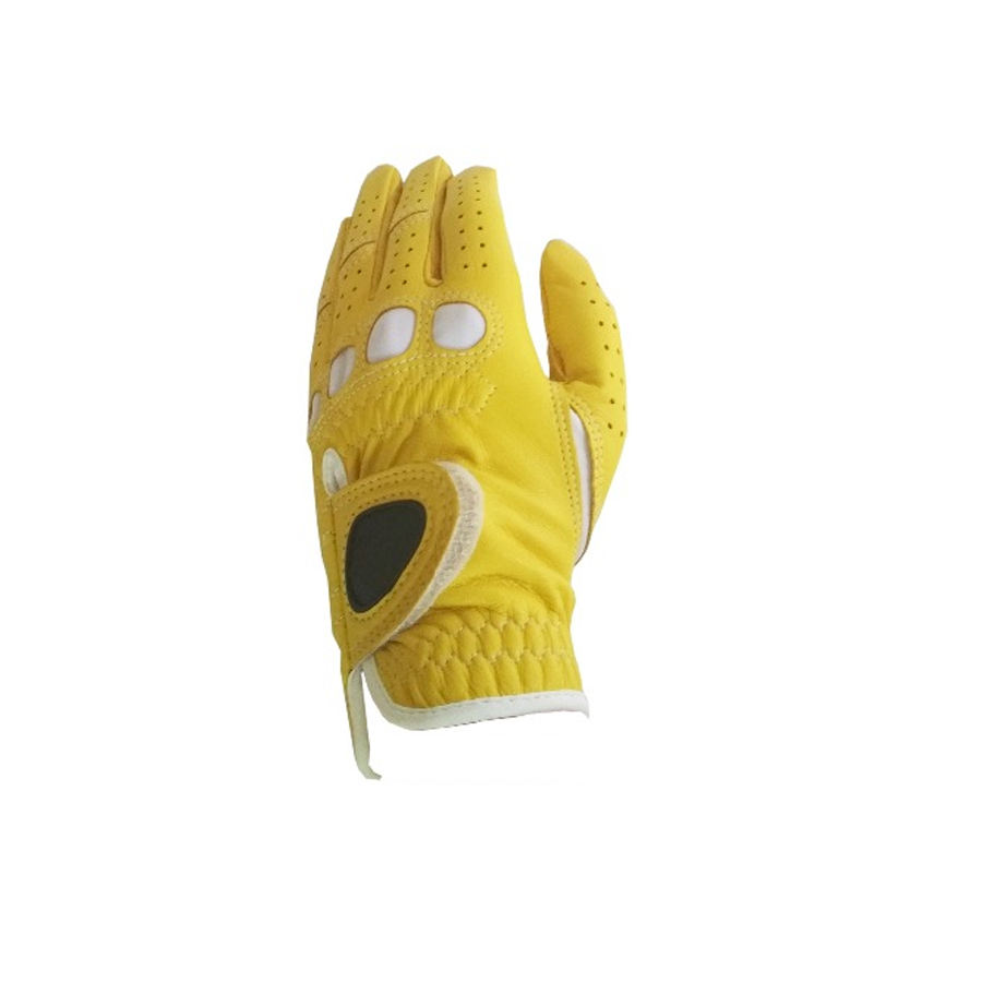 Full Cabretta Leather Golf Glove Soft and Smooth Hands Feel