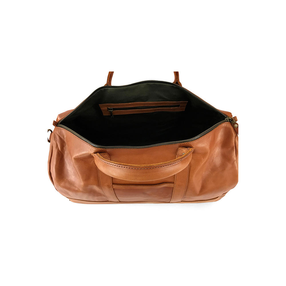 Haute qualité voyage indien <span class=keywords><strong>enfants</strong></span> nouvelle mode cuir sac polochon weekender réel <span class=keywords><strong>nuit</strong></span> unisexe