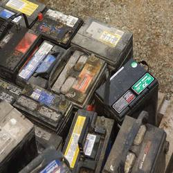 High grade Car battery Drained lead battery scrap for sale READY FOR EXPORT