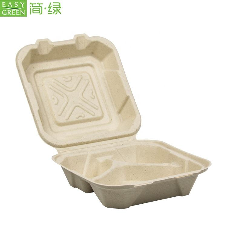 Disposable Biodegradable Food Packaging
