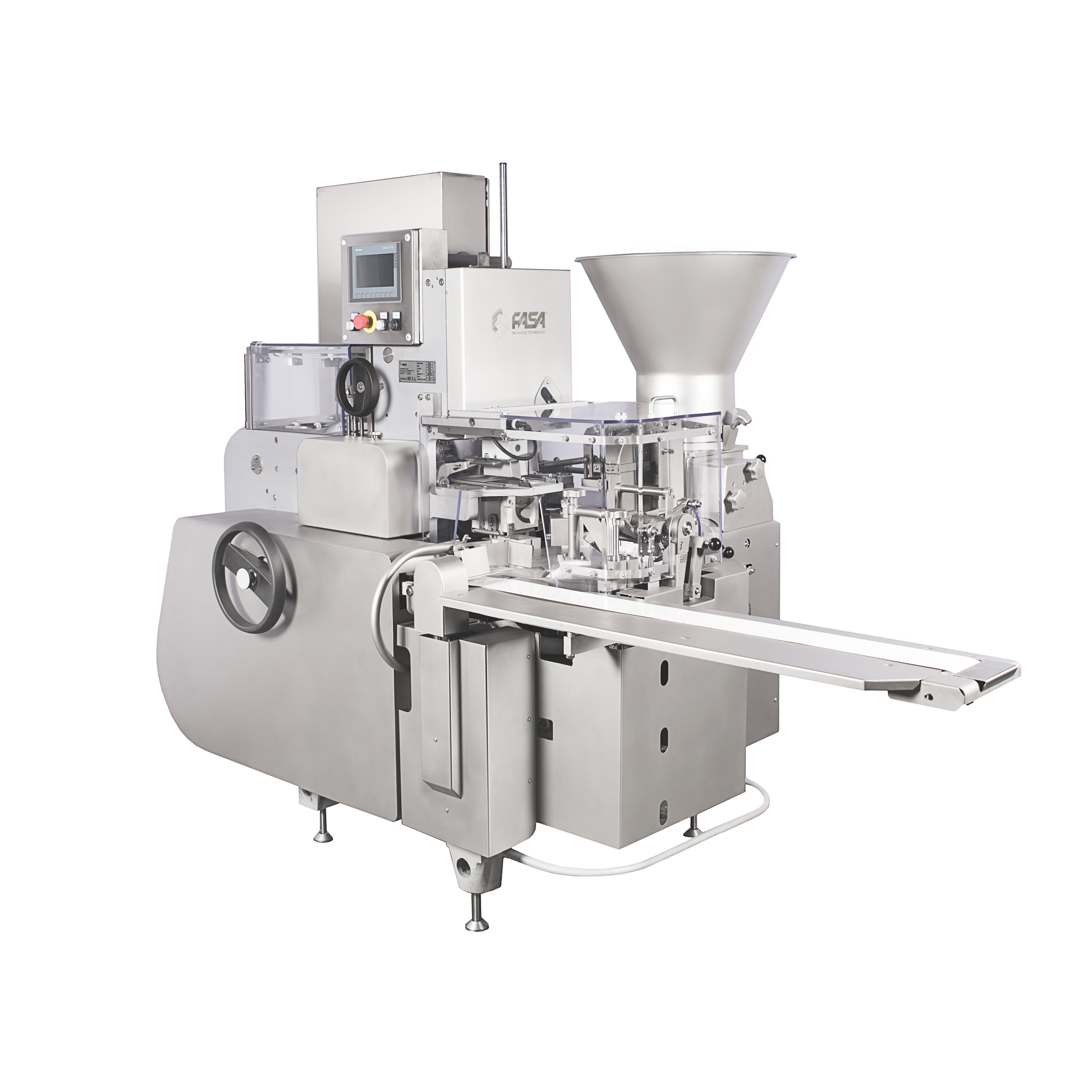 Curd Filling and Wrapping Machine - AR2T