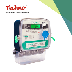 High Accuracy Low priced Multi functional energy meter 3*(10-60)A