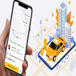 taxi booking app at low price