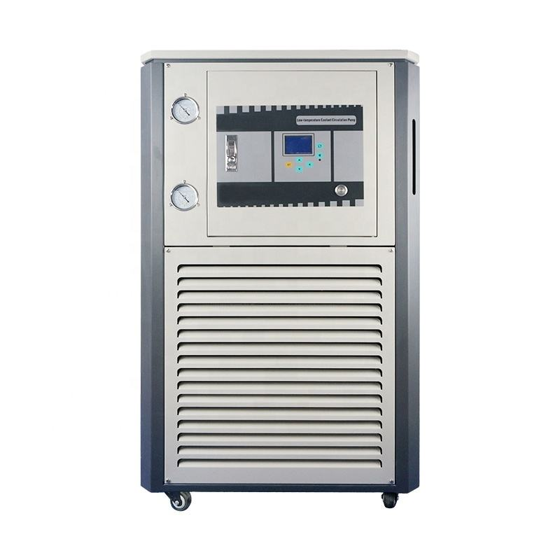 Industrial Chiller Linbel Industrial Water Chiller Air Cooled Low Temperature Lab Glycol Chiller -80c Chiller