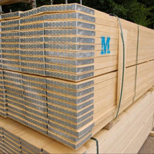 pine lvl scaffold board lvl construction wood with high strength