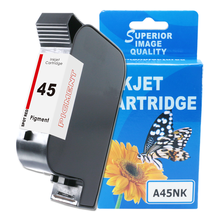 Uniplus Brand New 45 51645 2580 TIJ 2.5 Ink Cartridge for hp industrial machine