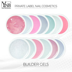 Oem Builder Nail Gel / Private Label / Made In Eu/Cpnp (Pif) Documenten Verstrekt
