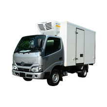 Durable Thermo King Truck Refrigeration for meat and fish