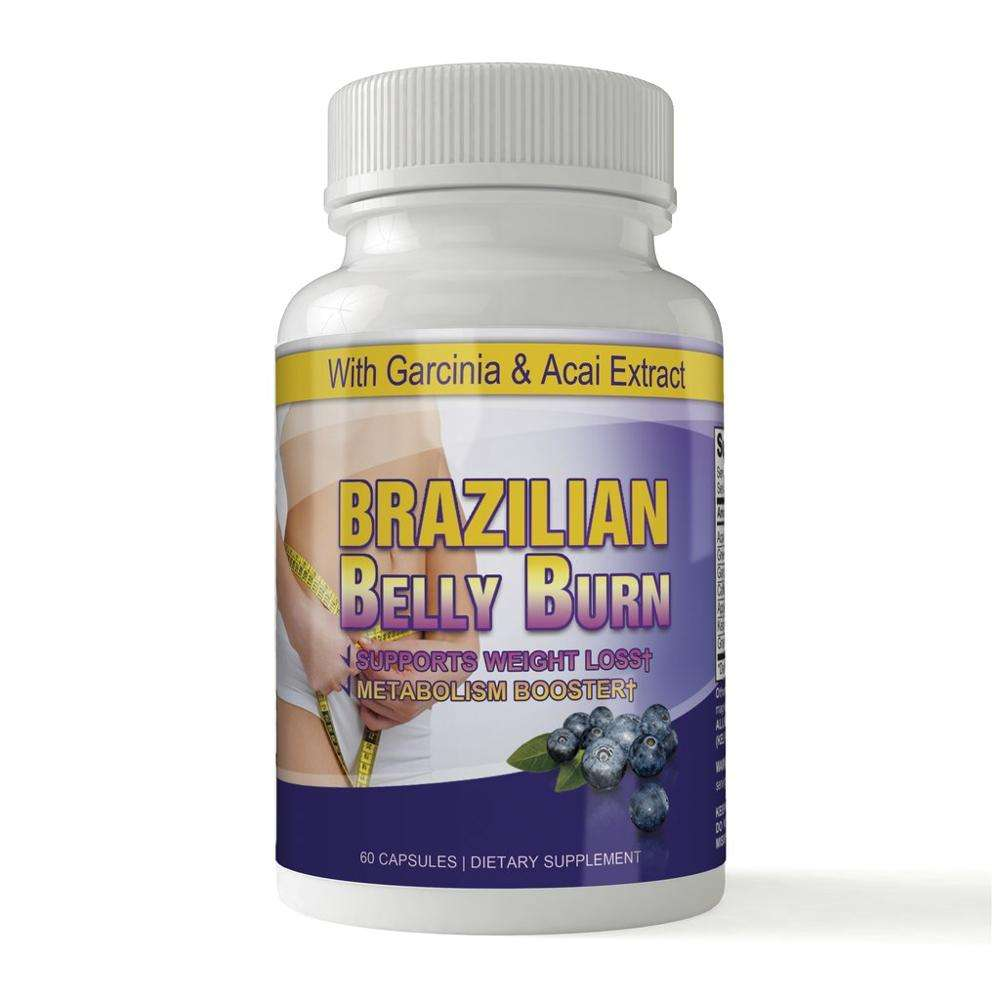 Brazilian Belly Burn Acai All Pure Diet Pill