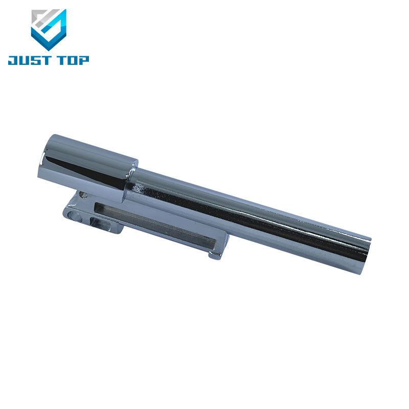 Zinc alloy survival game toy gun metal tubing