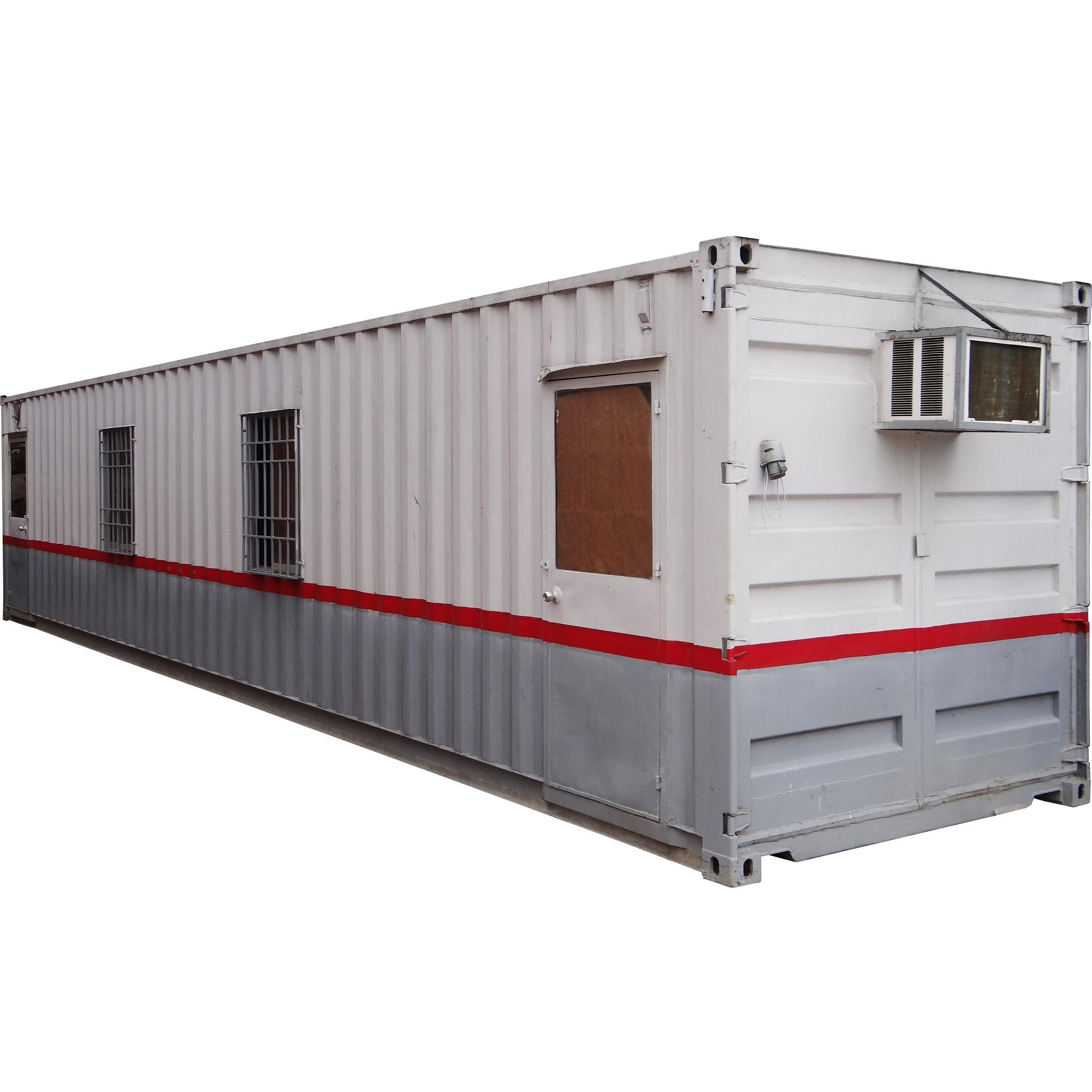 40 Feet Office Container with Toilet Premium Quality for Export Standard from Vietnam Origin