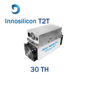 DCE Technology Used second hand Innosilicon T2T 30Th/s Bitcoin miner with PSU fast shipping mining machine