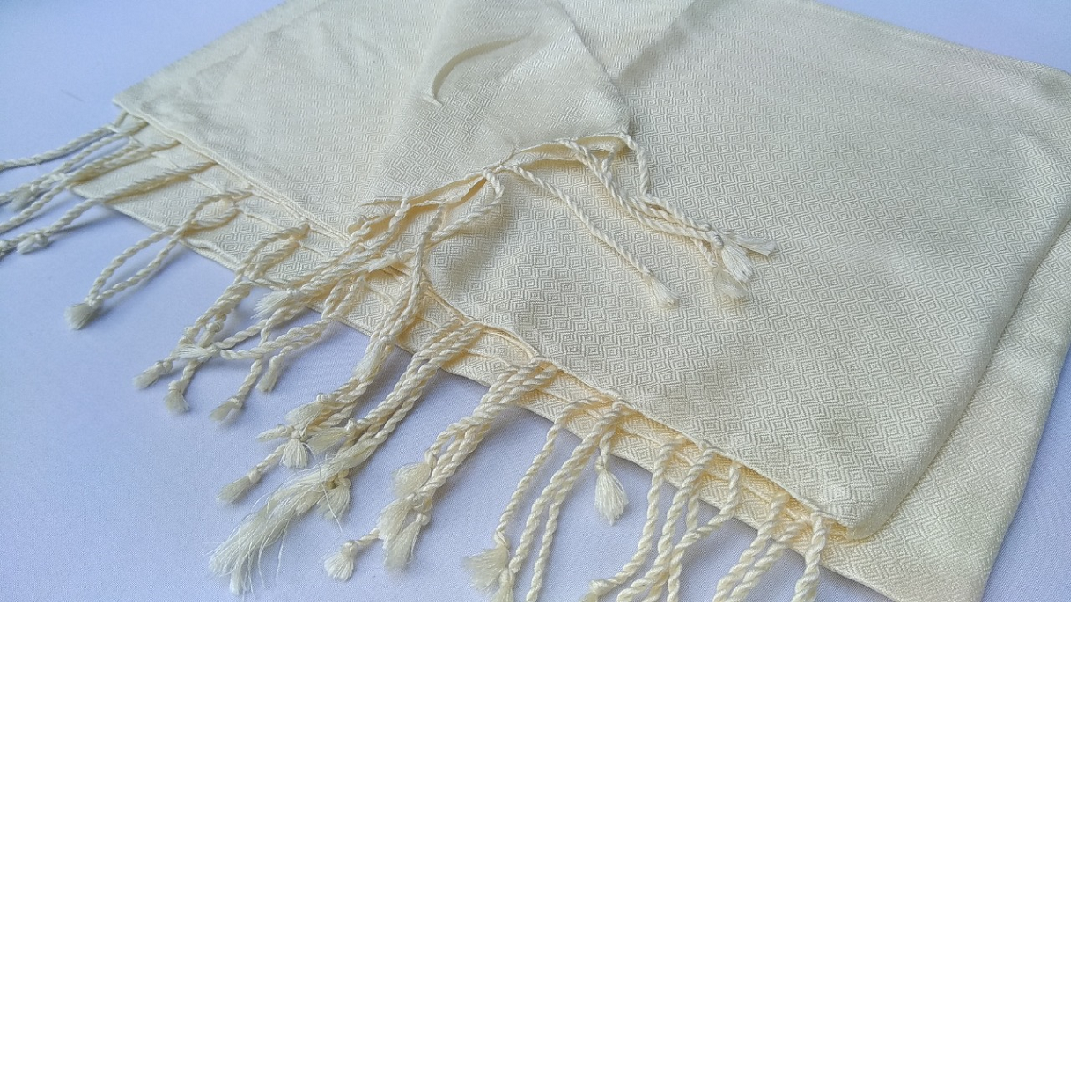 blank silk scarves in assorted sizes suitable for dyers and artists