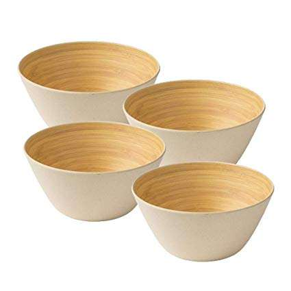 BEST SELLING Lacquer Bamboo Bowl Eggshell Inlaid Salad BowlからViet Nam